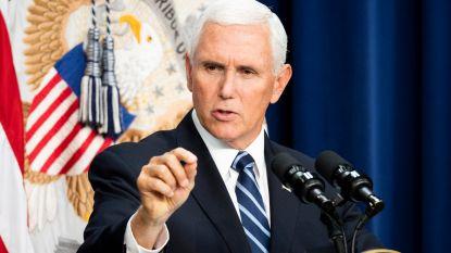 Eiland bant al meer dan eeuw auto's, maar vice-president Mike Pence rijdt er rond in auto-escorte