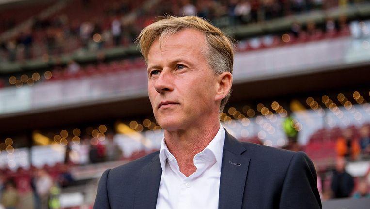 De Volewijckers hebben steun van Andries Joncker Beeld ANP