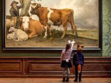 Allerjongsten struinen langs culturele instellingen tijdens Museumnacht