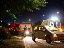 Automobilist gewond bij nachtelijke aanrijding in Boxmeer