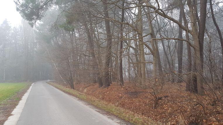 De omgeving van de Papenmoerstraat en het college zijn gevaarlijk terrein.