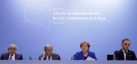 Deelnemers Libië-conferentie bereiken akkoord over wapenstilstand