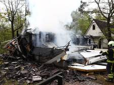 Vier gewonden bij gasexplosie in vakantiewoning Nunspeet