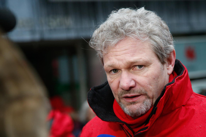 Thierry Bodson, secrétaire général de l'interrégionale wallonne de la FGTB.