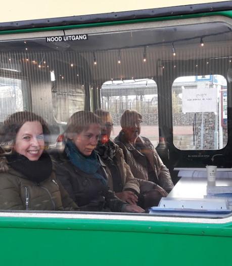 Nog maar 24 stemmers op station Geldermalsen, maar iedereen kijkt