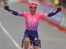 Michael Woods s'impose sur la Vuelta, Carapaz reste en rouge, Wellens perd les pois