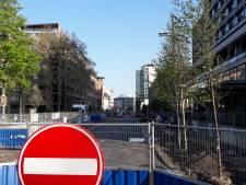 Fiets en auto in Eindhoven na Pasen weer 'gewoon' over Vestdijk