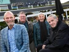 55 jaar carnaval in Riethoven: Gordijn diende als cape voor de eerste prins in Bremspoersengat
