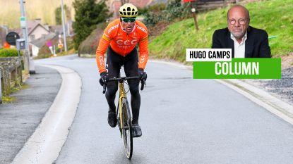 """Hugo Camps: """"Zonder perspectief sterft alles uit, ook sport"""""""