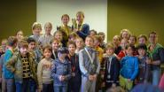 Sint-Michielscollege wint scholenzwemwedstrijd