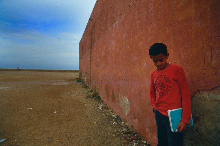 Rabat, Marokko. Beeld Eddy Posthuma de Boer