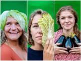 Deze drie vrouwen helpen je als je minder vlees wil eten