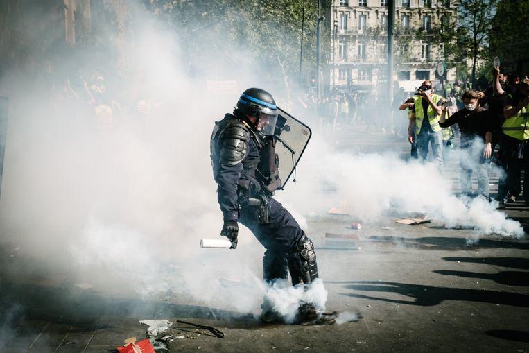 NEWS : Acte 23 des gilets jaunes - Paris - 20/04/2019 Manif de Bercy a Republique le 20/04/2019 only BELGIUM !