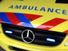 Auto slaat over de kop in Leusden