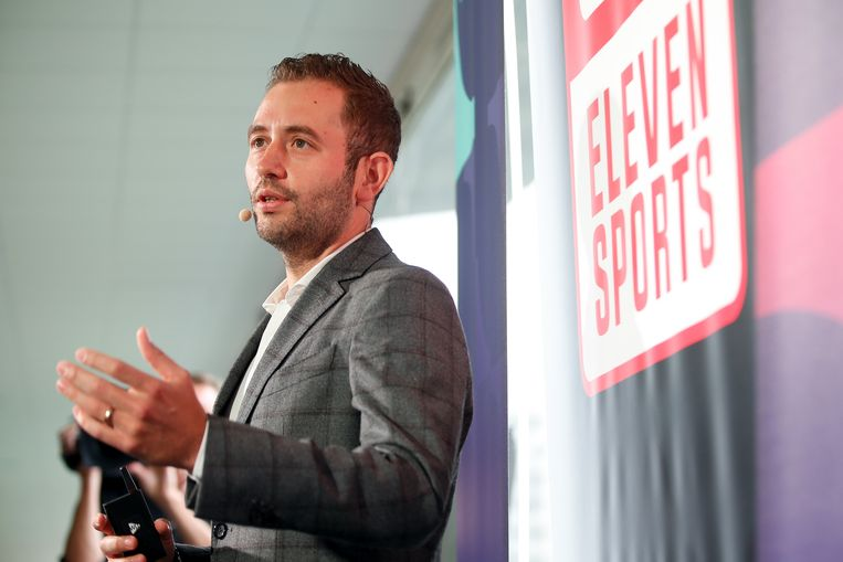 Guillaume Collard, CEO van Eleven Sports