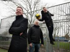 De voetbalkooi: hét verzamelpunt in het dorp voor de jeugd
