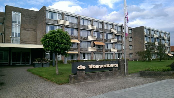Zorgcentrum De Vossenberg in Kaatsheuvel.