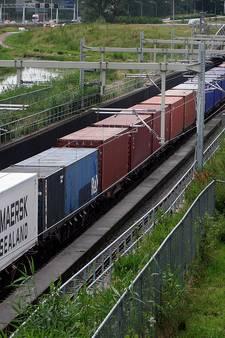 Bewoners langs spoor willen dat goederenvervoer Meteren-Boxtel stopt