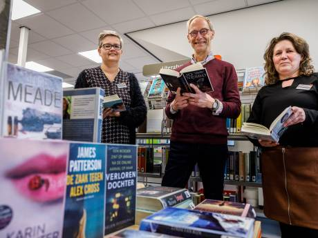 Bibliotheek in Staphorst is Nederlands koploper in uitlenen