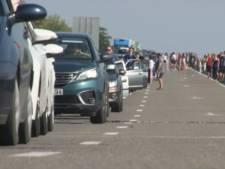 Une file de 15 km de long à la frontière entre la Bulgarie et la Grèce