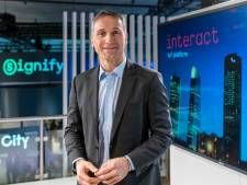 Lichtbedrijf Signify in Eindhoven zag winst en verkopen afgelopen jaar dalen