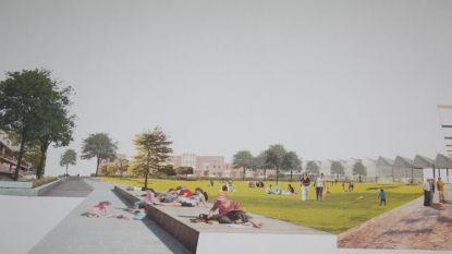 Nieuwe sporthal en zwembad, groen plein en 53 woonsten gepland bij sportpark