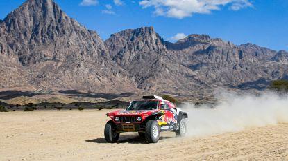 Sainz slaat toe in derde etappe Dakar, Brabec leidt bij motoren