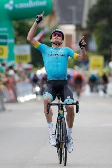 Etappezege Sánchez in Ronde van Zwitserland