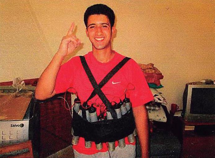 Verdachte Youssef Aalla.