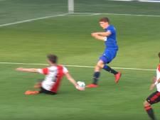 Videoscheidsrechter had AZ tegen Feyenoord een penalty gegeven