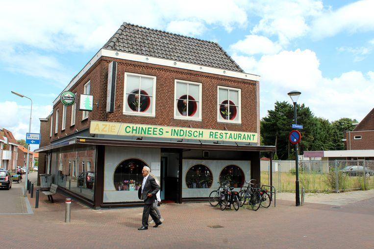 Chinees restaurant in Nederland uit het boek: 'CHI.IND.SPEC.REST' van Mark van Wonderen Beeld Mark van Wonderen