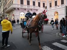 À Rome, les calèches à chevaux seront désormais cantonnées dans des parcs
