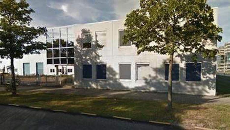 We Are Here zat sinds 15 november vorig jaar in het pand Beeld Google streetview