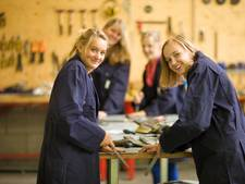 Summerschool voor 'technische' meisjes