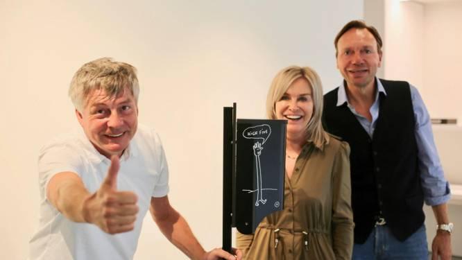 Jawel, alcoholgel kan leutig zijn: deze dispensers van Belgisch ontwerp doen je ontsmetten met een smile