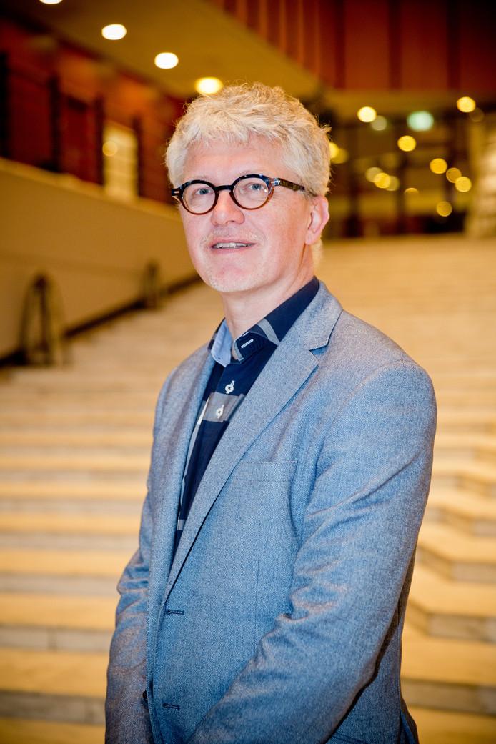 Guido Eggermont gaat, naast zijn directeursfunctie bij Tribuut, ook als directeur aan de slag bij PlusOV.