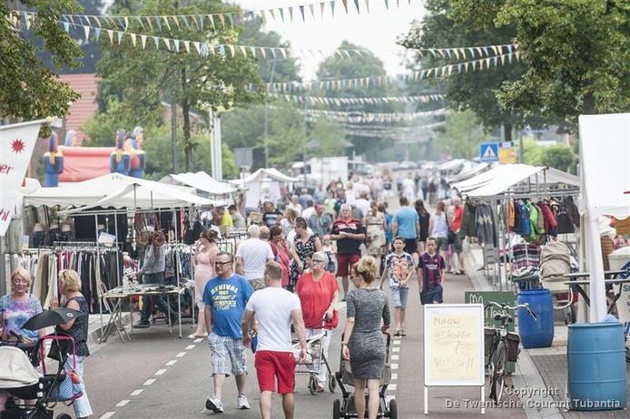 Komende zaterdag en zondag wordt in Overdinkel het Euregiofeest gehouden.