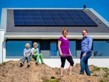 Ook druivenstruik helpt huis in Apeldoorn superduurzaam te maken