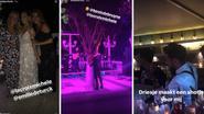 Ook gespot op trouwfeest Kevin De Bruyne: Kat en Dries (en die ontpopt zich zelfs tot barman)