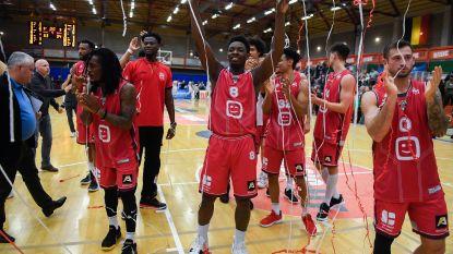 Antwerp kwalificeert zich als eerste Belgische team ooit voor achtste finales Champions League basketbal