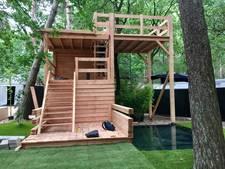 Nog één dag opbouwen bij Bloem & Tuin Nuenen