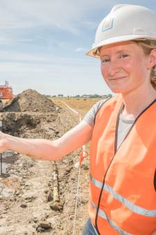 Romeinse vondst in de Zeeuwse polders is waarschijnlijk een kom: 'En best een grote'