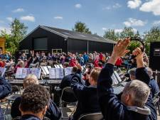 Orkest Zeeuwse Muzikanten in zak en as: oefenruimte gesloten