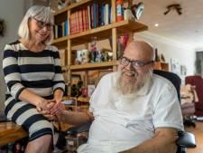 Eindhovens 'stadsprediker' Arnol Kox is ziek en hoopt op een wonder van God