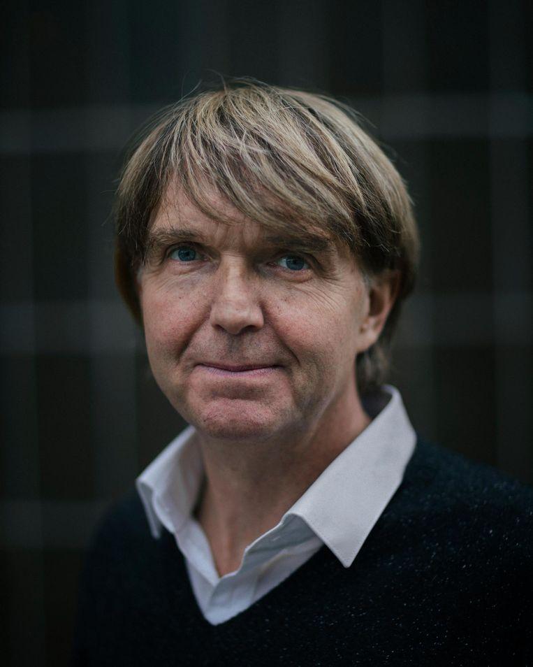 Componist Willem Jeths Beeld Marc Driessen