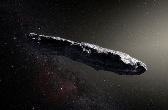 1I/Oumuamua.