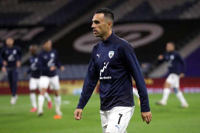 Eran Zahavi miste gisteren een cruciale penalty.