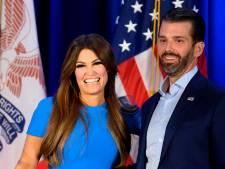 La petite amie du fils aîné de Trump positive au coronavirus