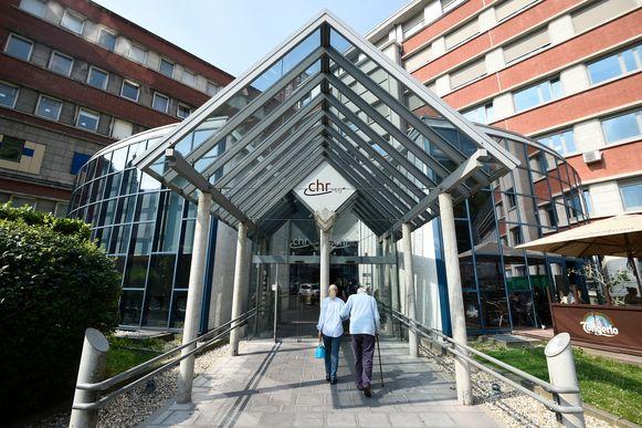 Het Hospital CHR van Hoei waar de arts tot september 2018 werkte.