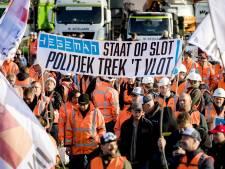 Gemeenten in Oost-Nederland verruimen PFAS-norm: bouwers en baggeraars kunnen weer grond verplaatsen